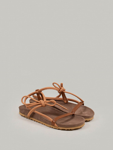 Selby Slippers pecan