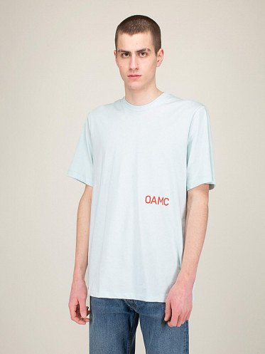 Wise T-Shirt Knitted acqua