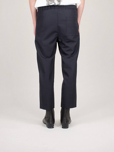 Drawcord Pant Woven navy