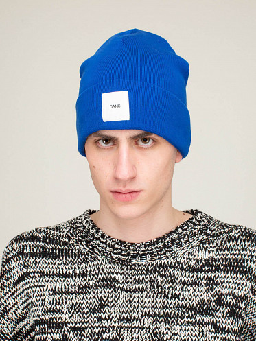 Watchap Cotton Knitted Hat azure