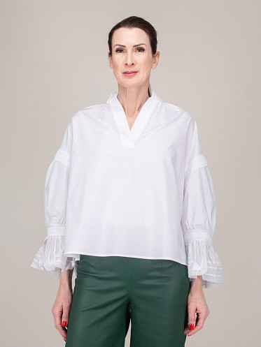 Bryonia Shirts pure white