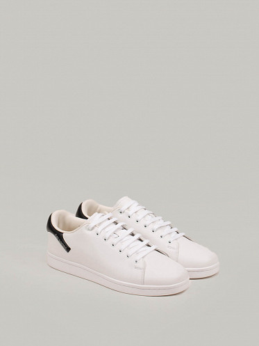 Orion Sneakers white black