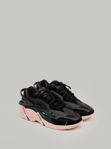 Cyclon 21 Sneakers black pink