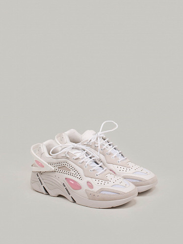 Cyclon 21 Sneakers white pink
