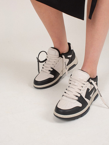 Out Of Office Sneaker beige black