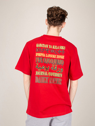 Remulti Tee red