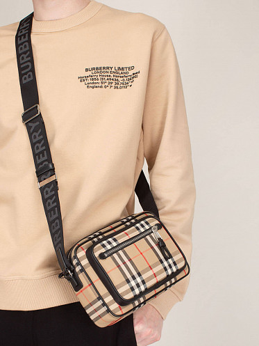 Paddy Mens Bag Archive beige