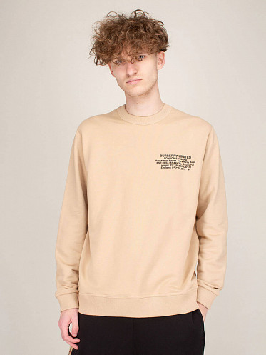 Angelo Sweater Soft fawn