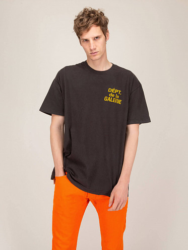 French Tee black