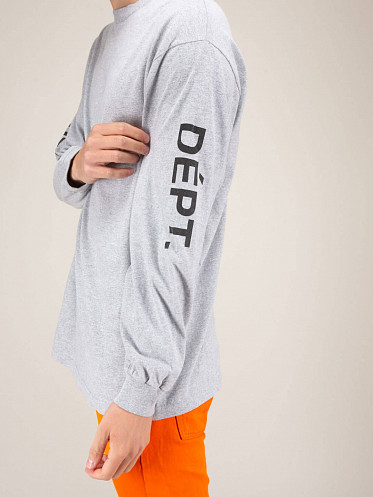 French Collector Longsleeve grey