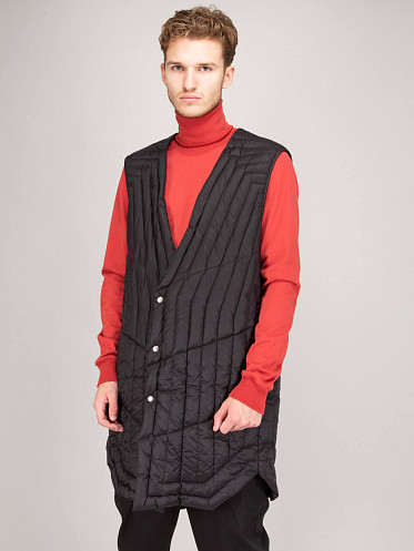 Cappotto Quilted Liner black