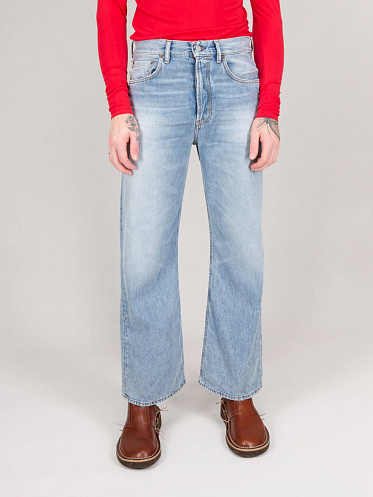 Straight Fit Jeans blue
