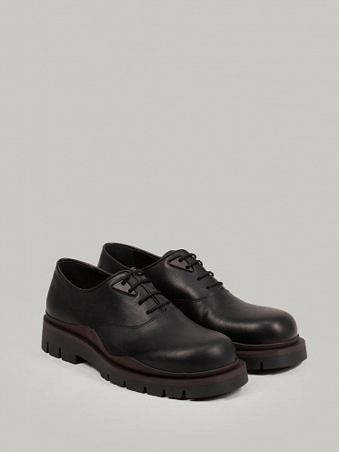 Tire Lace-Up black brown