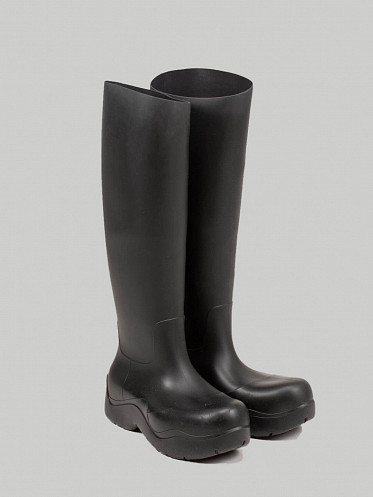Puddle Boot High black