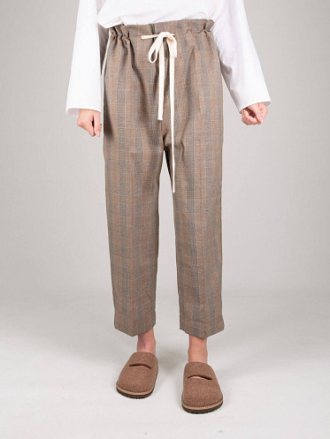 Fully Lined Pants cappuccino