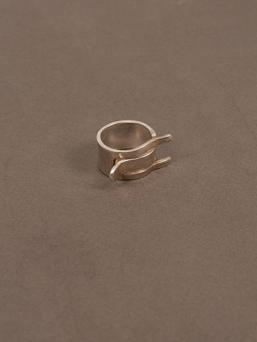 Bridle Ring sterling silver
