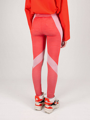 Tights red