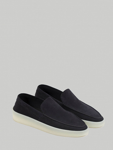 The Loafer navy