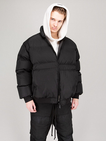 Downfilled Puffer black