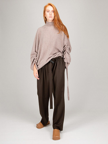 Compagnion Top soft camel