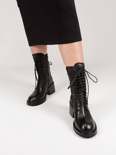 Heike Ankle Boots black