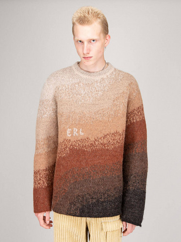 Bowy Sweater Knit brown