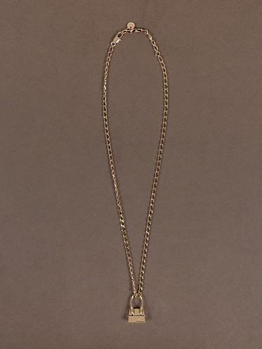 Le Collier Chiquito gold