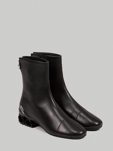 Cycloid Boots black