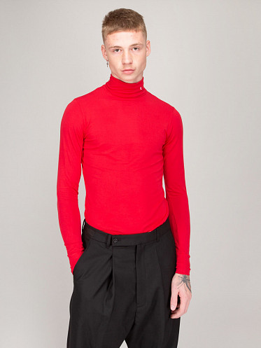 Uni Sous Pull red