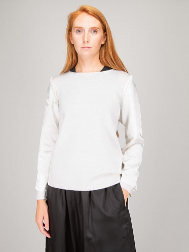 Ladies Sweater offwhite