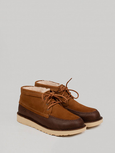 Campout Chukka Boot brown