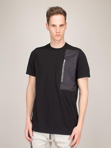Shortsleeve Pocket Level Tee black
