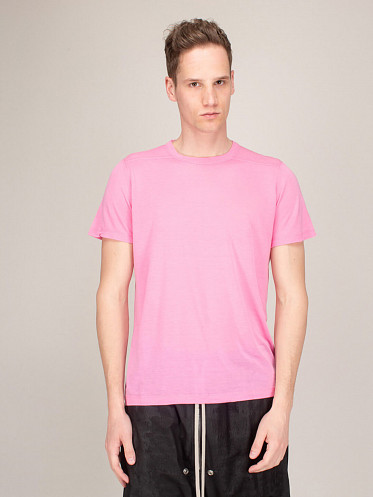 Short Level Tee pop pink