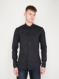 Business Tailor Fit Slim Fit Shirt black