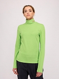 Turtleneck Cotton green