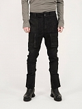 New Eraser Pant black