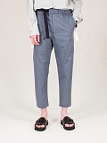 Regs Trousers charcoal blue