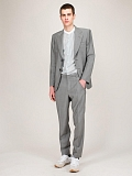 Jacket + Pants Suit grey