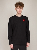 Mens Longsleeve T-Shirt black