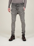 Pants faded dark grey