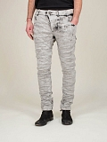 Pants dark punk grey