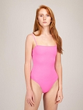 Swimsuit neon pink