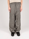 Wrinkled Trousers grey