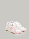 Out Of Office Sneaker white pink