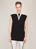 Tunic black oyster